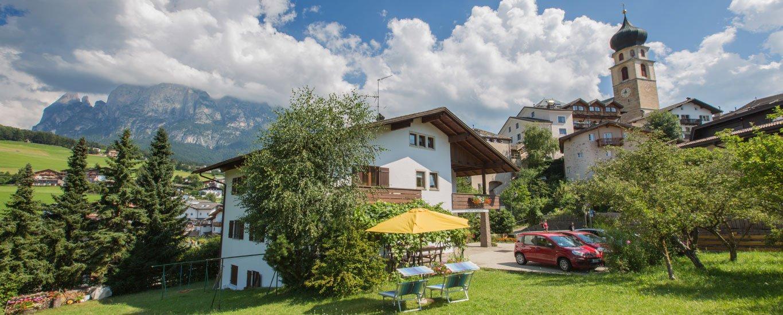 Appartamenti vacanza a Fiè allo Sciliar – Alto Adige