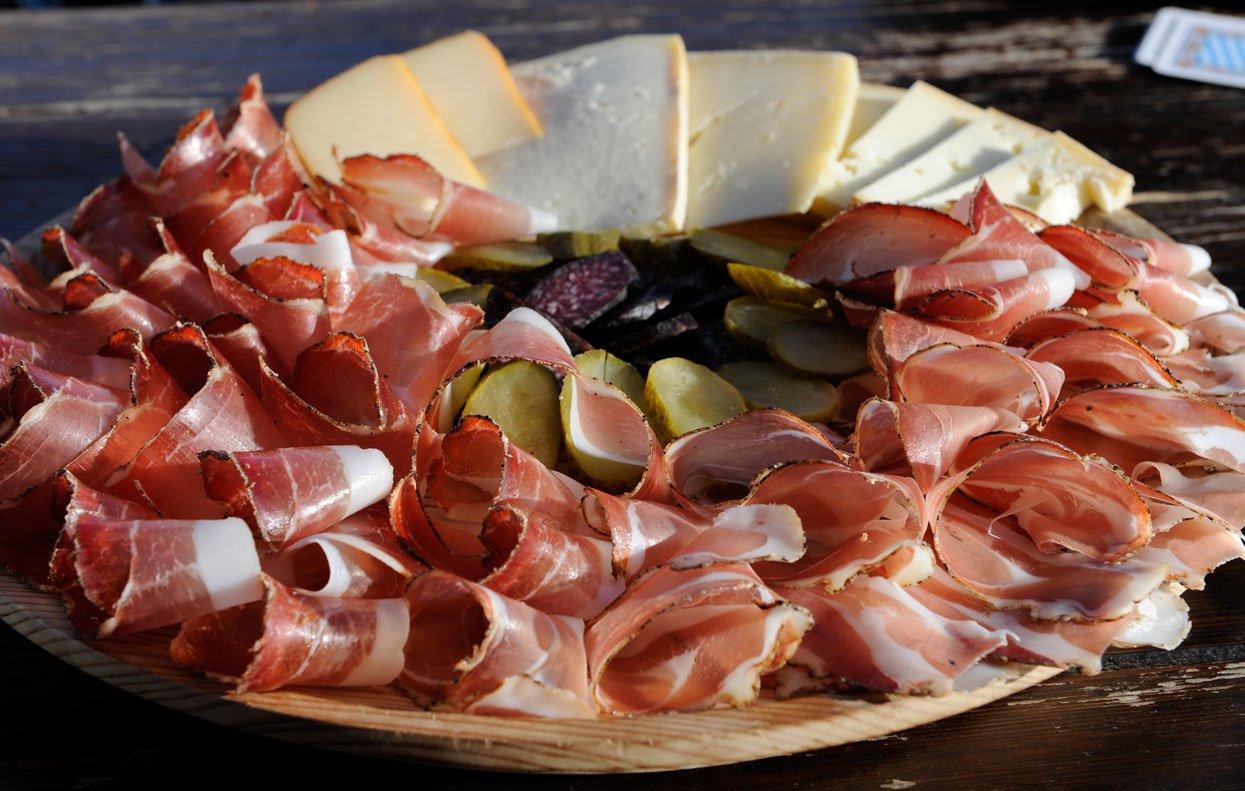 Kosten Sie den Geschmack Südtirols