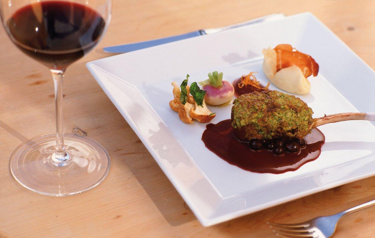 Südtiroler Küche genießen Sie in Völs am Schlern
