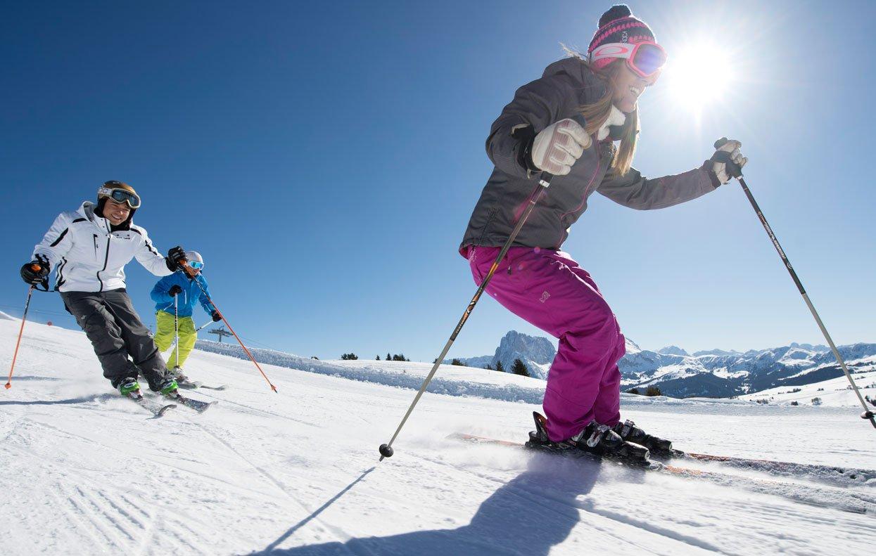 Vacanze invernali in Alto Adige: sciare e altri sport invernali