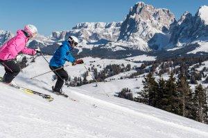 Ski holidays Dolomites 01