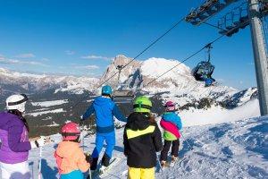 Ski holidays Dolomites 08