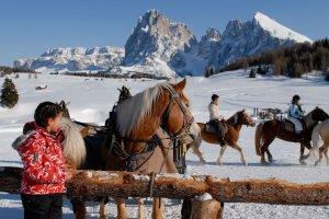 Ski holidays Dolomites 09